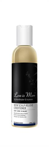 LESS IS MORE NEEM SCALP RELIEVE CONDITIONER 200ml