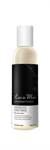 LESS IS MORE LINDENGLOSS CONDITIONER 200ml