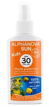 Alphanova Sun Solkrem SPF 30 Kids - 125ml