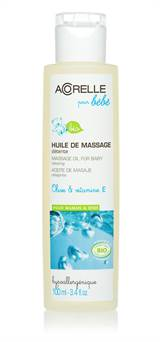 Acorelle Baby Massage & Care Oil 100ml